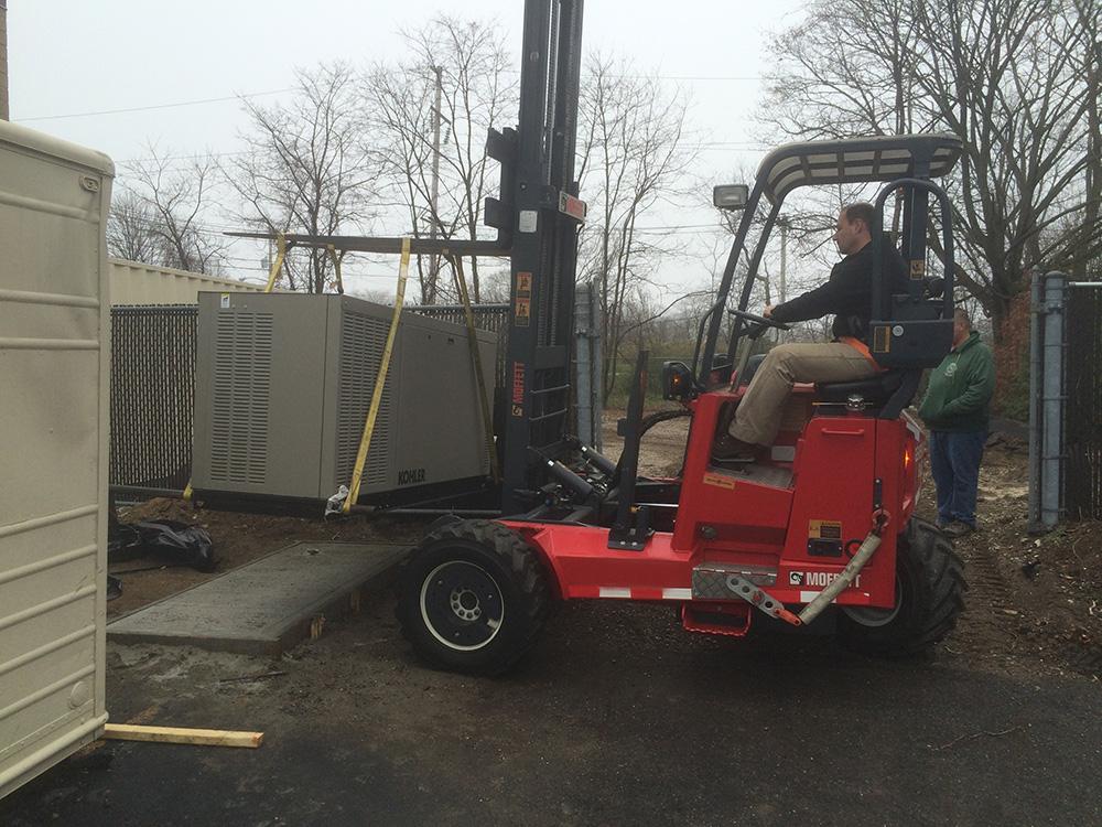 Jm Electrical Contractors 48kw Kohler Generator Install